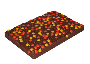 Reese's Pieces Fudge