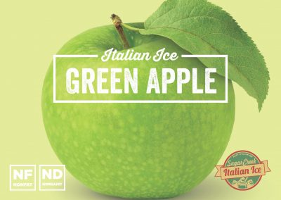 Green Apple Italian Ice